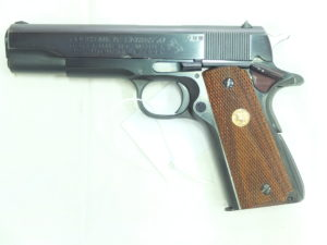 COLT SERIES 70 MKIV GOV.MODEL CAL.45ACP 1974