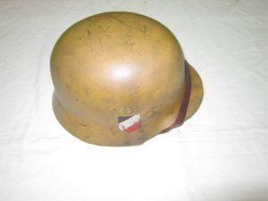 Repro elmetto tedesco M35 Africa