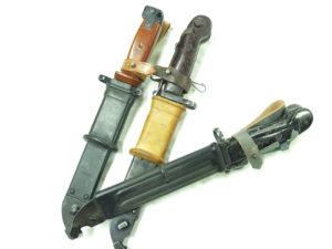 LOTTO DI BAIONETTA PER AK-47