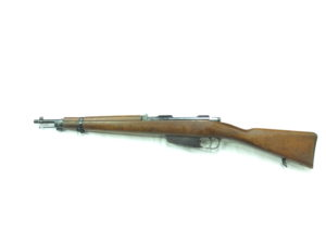 CARCANO MOD.38 TS FNA-B CAL.6,5X52 ANNO 1943
