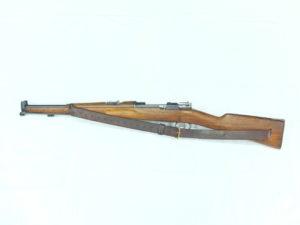 CARL GUSTAFS MOD.94/17 CAL.6,5X55 ANNO 1901