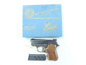 TANFOGLIO MOD.GT27 CAL.6,35 ANNO 1982