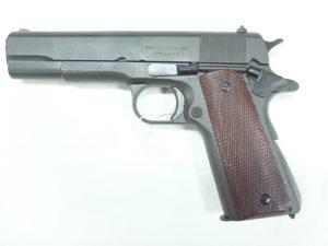 ITHACA GUN MOD.1911A1 CAL.45HP ANNO 1945
