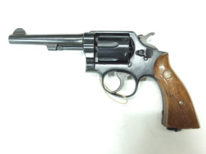 SMITH&WESSON MOD.10 MILITARY CAL.38S&W