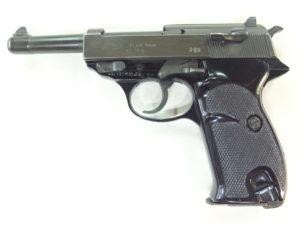 WALTHER MOD.P38 P1 CAL.9X21IMI ANNO 1978