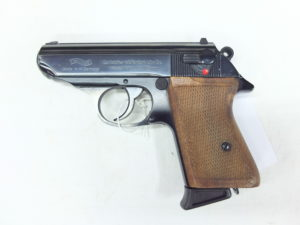 WALTHER MOD.PPK/L CAL.7,65BR.