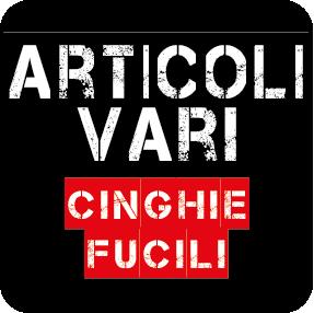 Cinghie Fucili