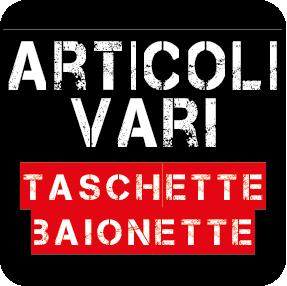 Taschette Baionette