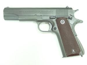 COLT MOD.1911A1 CAL.45HP ANNO 1943