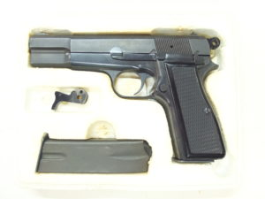 FN BROWNING MOD.HP CAL.7,65PB ANNO 1973