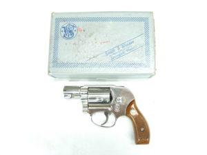 SMITH&WESSON MOD.49 CAL.38SPL ANNO 1979