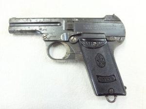STEYR PIEPER MOD.1908 CAL.7,65BR