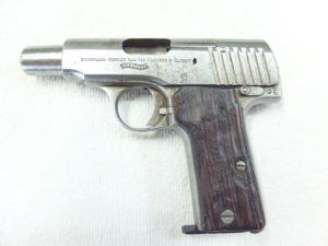 WALTHER MOD.4 CAL.7,65BR