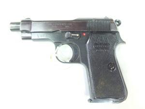 P.BERETTA MOD.34 G.F CAL.9CORTO ANNO 1979