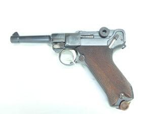 ERFURT MOD.P08 ANNO 1916 CAL.9X21IMI