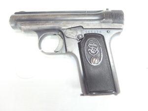 SAUER &SOHN MOD.1913 CAL.7,65BR