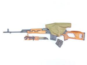 DRAGUNOV FPK MOD.77 CAL.7,62X54R ANNO 1980