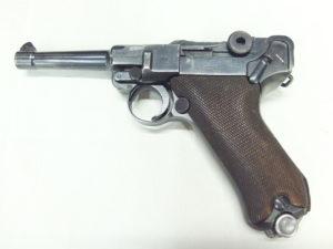 MAUSER MOD.P08 CAL.7,65PB ANNO 1942