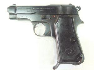 BERETTA MOD.1935 ANNO 1944 4UT CAL.7,65BR