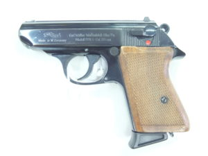 WALTHER MOD.PPK-L CAL.7,65BR