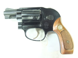 SMITH&WESSON MOD.38 AIRWEIGHT CAL.38SPL ANNO 1974