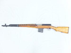 TOKAREV MOD.AVT ANNO 1943 CAL.7,62X54R.