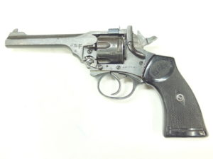 WEBLEY MOD.MARK IV WAR FINISH CAL.38S&W