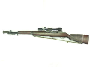 SPRINGFIELD MOD.GARAND M1 SNIPER M84 CAL.30/06