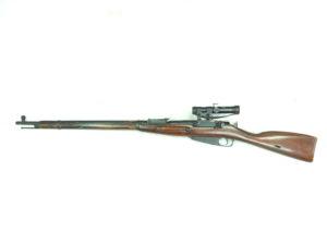 MOSIN NAGANT MO.D91/30 CON OTTICA PU ANNO 1943 CAL.7,62X54R