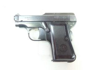 P.BERETTA MOD.418 ITALIA CAL.6,35 ANNO 1949