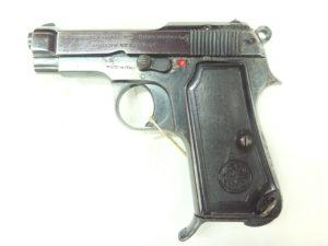 P.BERETTA MOD.35 PREBELLICA CAL.7,65 ANNO 1937