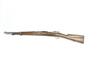 MAUSER MOD.96/38 CAL.6,5X55 ANNO 1900