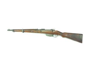 BUDAPEST MOD.M95 CAL.8X56R ANNO 1916