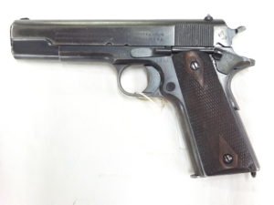 COLT MOD.1911 CAL.45HP CONTRATTO ARGENTINO