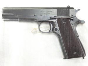 ITHACA MOD.1911A1 CAL.45HP ANNO 1945