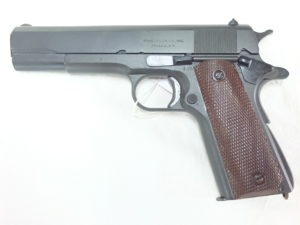 ITHACA MOD.1911A1 CAL.7,65PB ANNO 1943