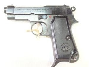 P.BERETTA MOD.1934 AERONAUTICA MILITARE ANNO 1949 CAL.9CORTO