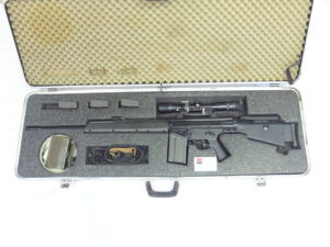 H&K MOD.MSG90 SNIPER CAL.308W