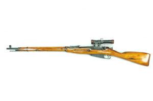 MOSIN NAGANT MOD.91/30 SNIPER ANNO 1944 CAL.7,62X54R