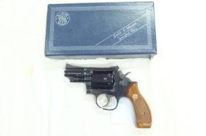 SMITH&WESSON MOD.19-4 CAL.357MG 2,5″ ANNO 1980