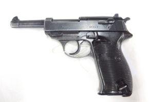WALTHER MOD.P38 AC 42 CAL.9X21IMI