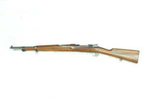 HUSQVARNA MOD.38 CAL.6,5X55 ANNO 1943