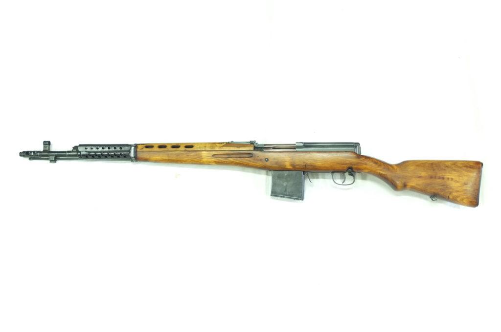 TOKAREV MOD.SVT 40 ANNO 1944 CAL.7,62X54R