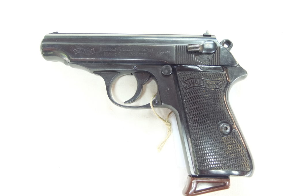 WALTHER PP CIVILE CAL.7,65BR Matr.207526P