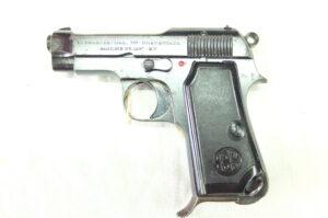 P.BERETTA MOD.1935 REGIA MARINA ANNO 1937 CAL.7,65BR
