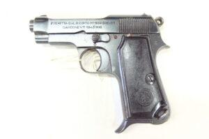 P.BERETTA MOD.1934 CAL.9CORTO ANNO 1943