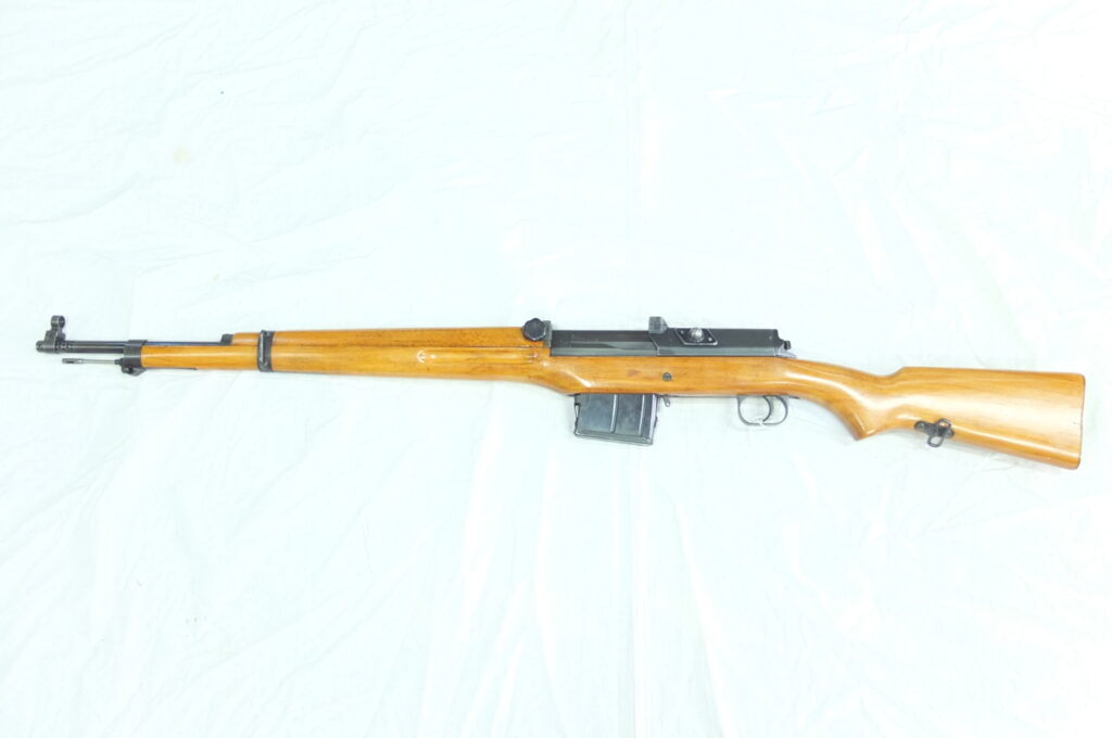 CARL GUSTAFS MOD.AG42B CAL.6,5X55 ANNO 1943