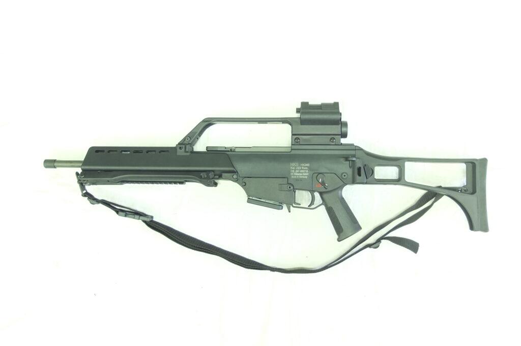 HKS MOD.HK243 CAL.223REM SNIPER