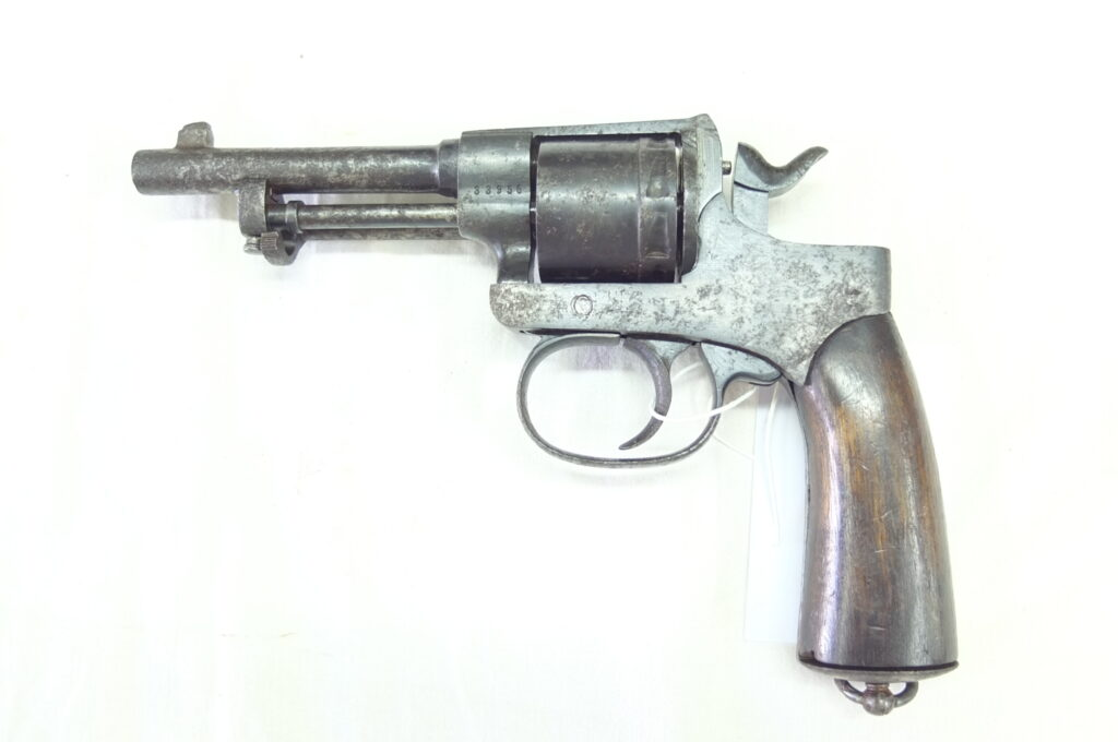 RAST GASSER MOD.1898 CAL.8GASSER