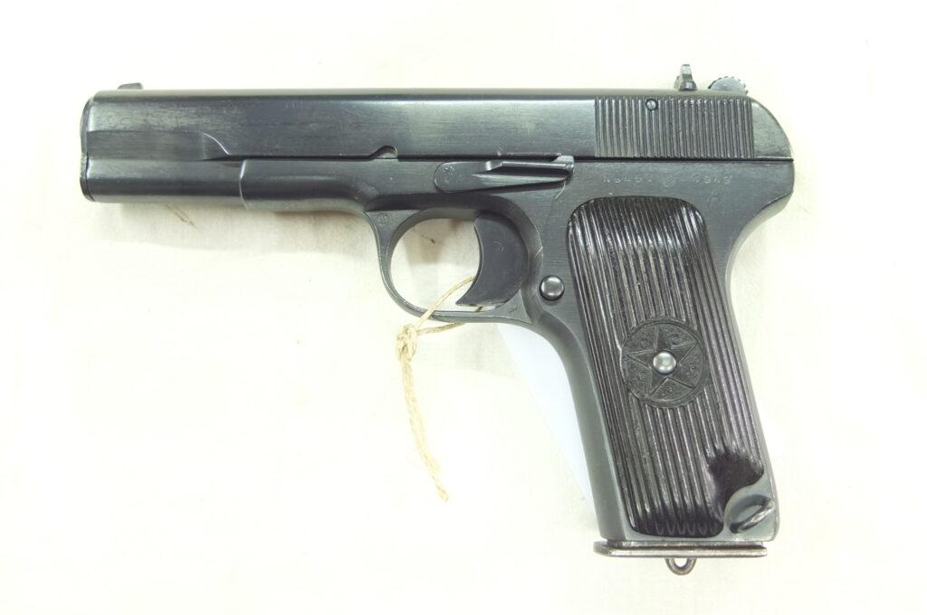 TOKAREV MOD.TT33 CAL.7,62TOK ANNO 1949